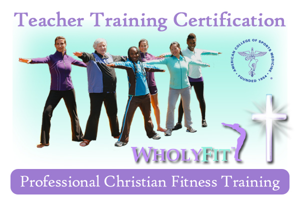 Professional Christian Fitness Training
